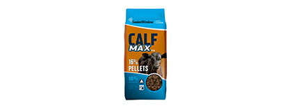 Calf Feed - 16%  Pellets